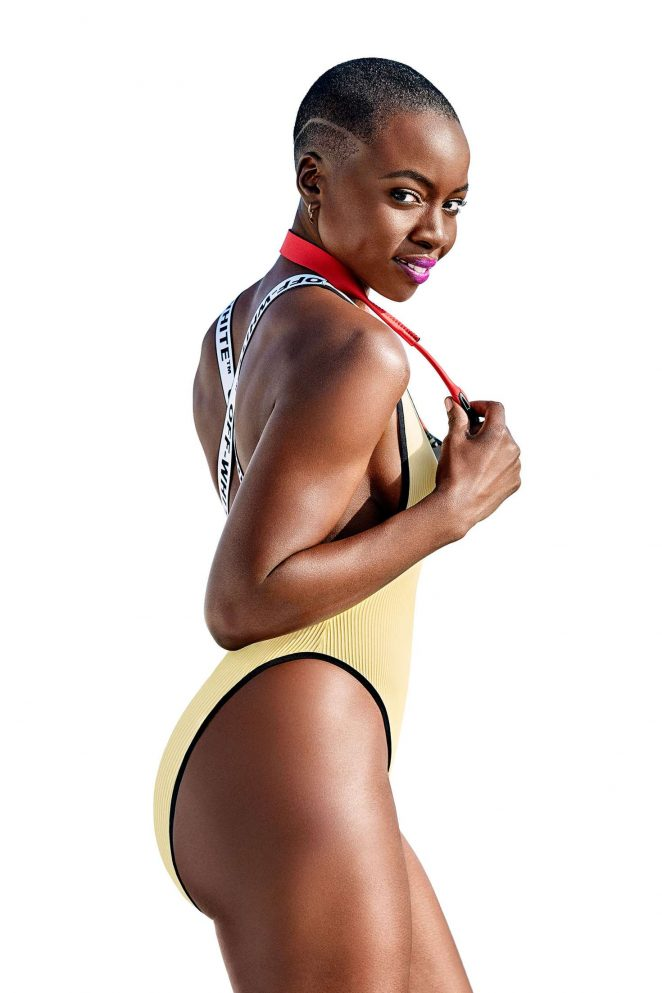 Danai Gurira -  Women's Health US Magazine (July/August 2018)