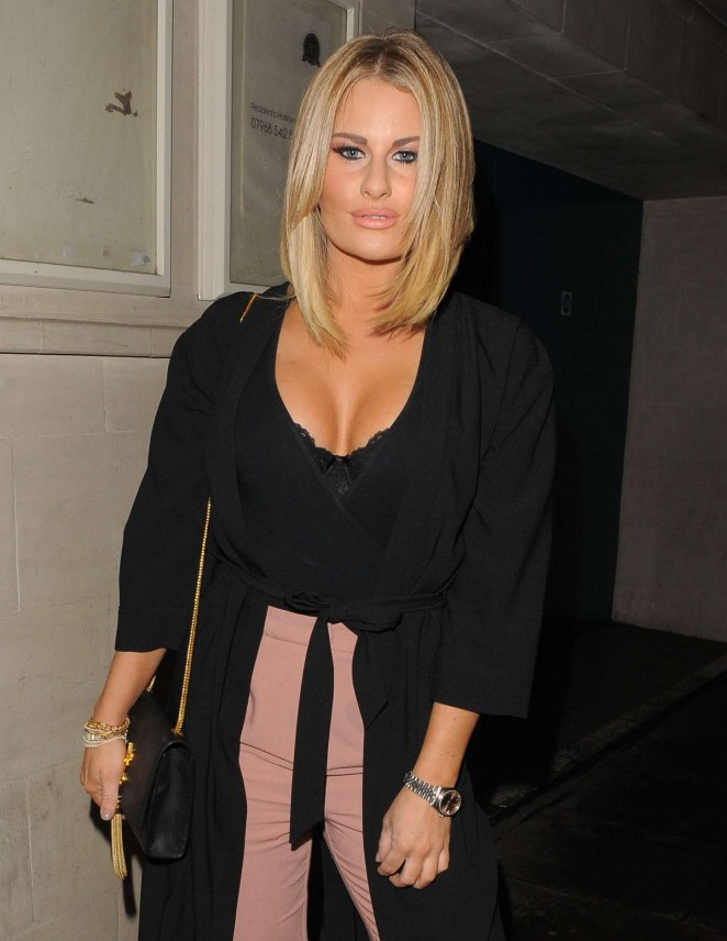 Dani Armstrong - GavAid Quiz Night in London