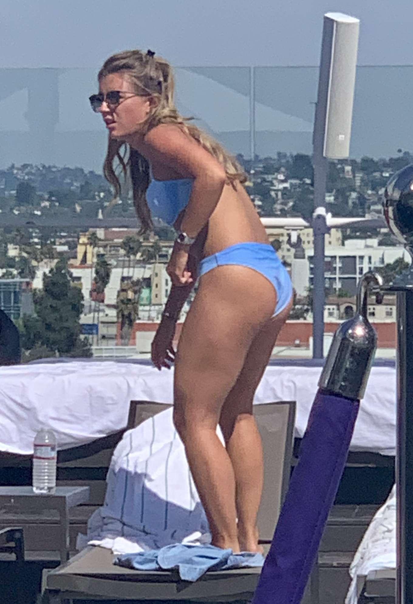 Dyer bikini