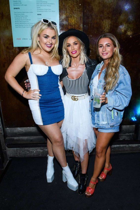 Dani Dyer - Prime Day Party Presented Amazon Music in London