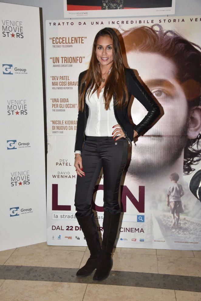 Dani Samvis - 'Lion' Screening in Rome