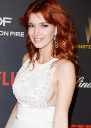 Dani Thorne - Weinstein Company and Netflix 2016 Golden Globes After Party in LA