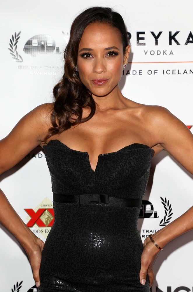 Dania Ramirez - 18th Annual Golden Trailer Awards in Beverly Hills