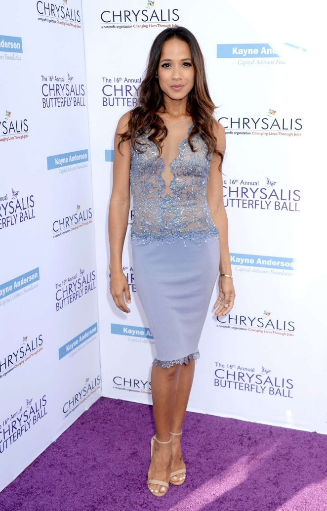 Dania Ramirez - 2017 Chrysalis Butterfly Ball in Los Angeles