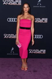 Dania Ramirez - 'Charlie's Angels' Premiere in Westwood