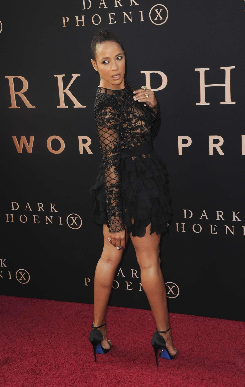 Dania Ramirez - 'Dark Phoenix' Premiere in Los Angeles