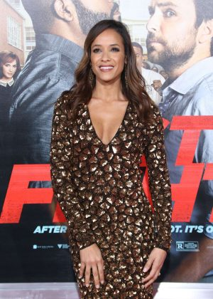 Dania Ramirez - 'Fist Fight' Premiere in Los Angeles