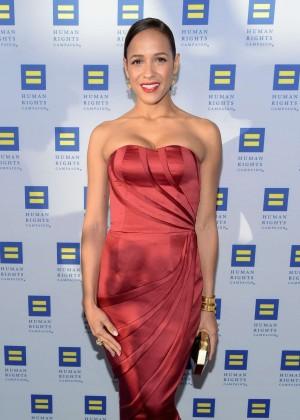 Dania Ramirez - Human Rights Campaign Los Angeles Gala 2015 in LA