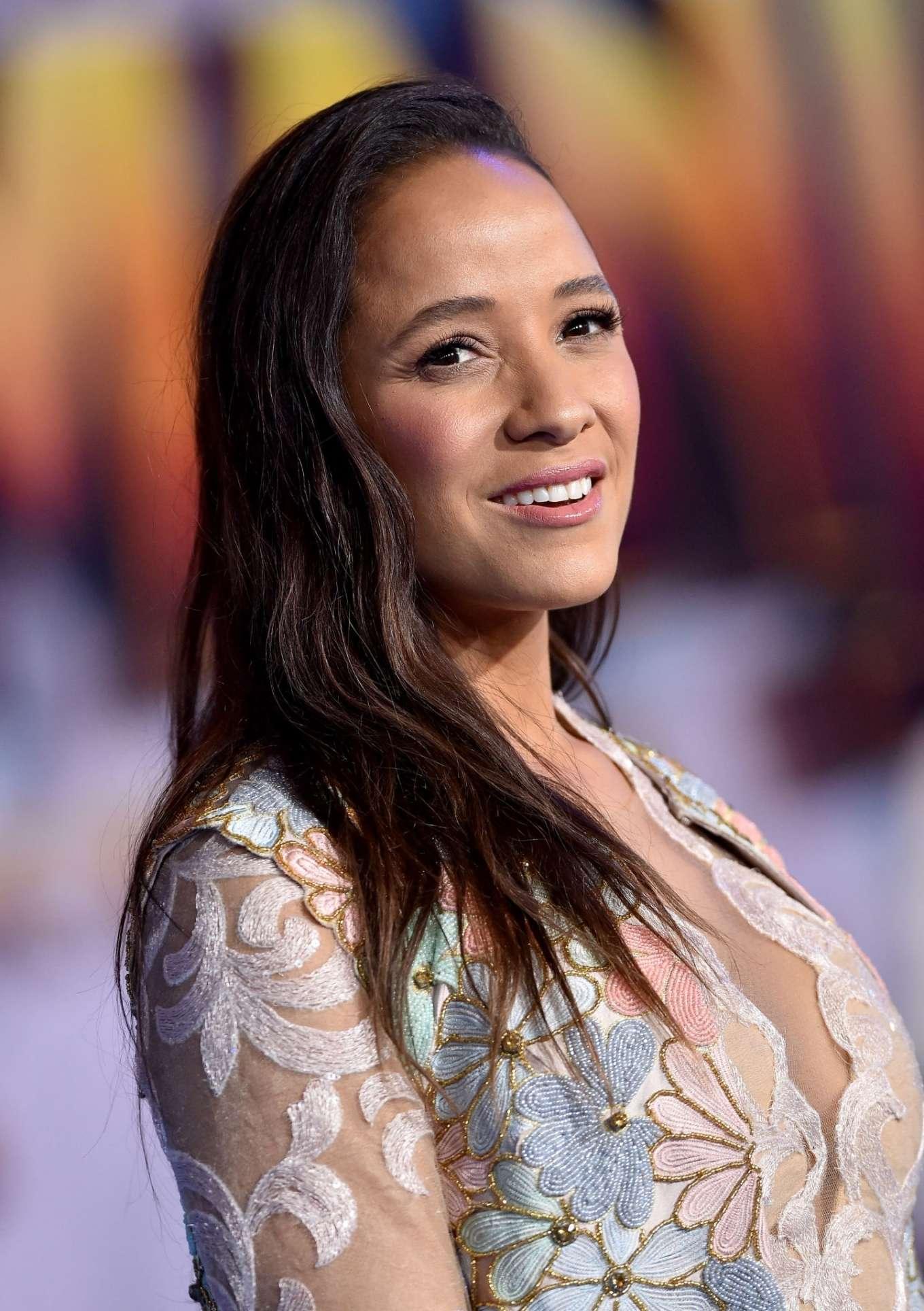 Dania Ramirez 2019 : Dania Ramirez – Jumanji: The Next Level premiere in Hollywood-11