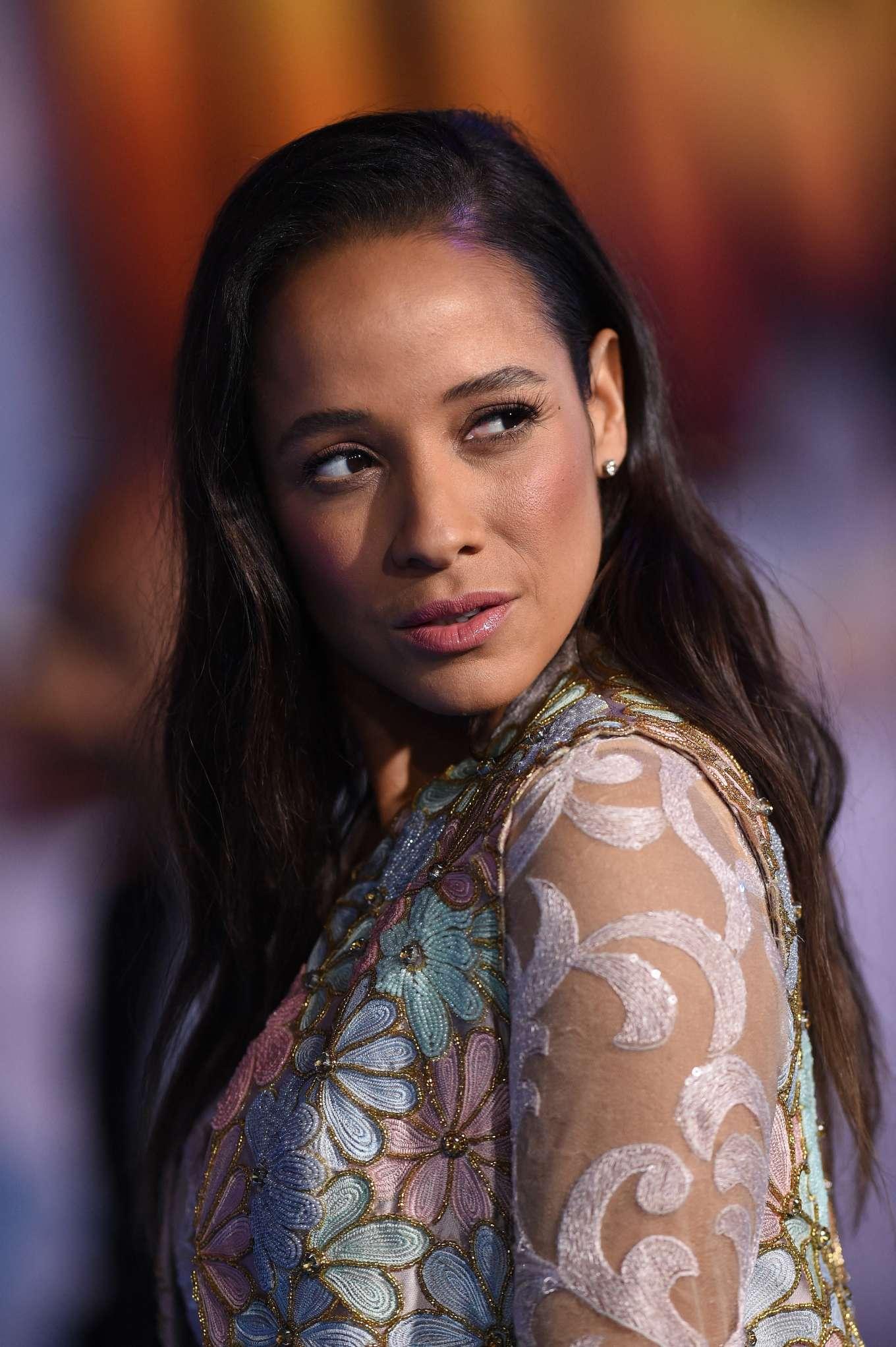 Dania Ramirez 2019 : Dania Ramirez – Jumanji: The Next Level premiere in Hollywood-14
