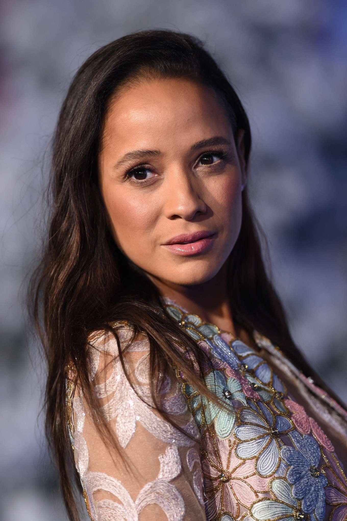 Dania Ramirez 2019 : Dania Ramirez – Jumanji: The Next Level premiere in Hollywood-15