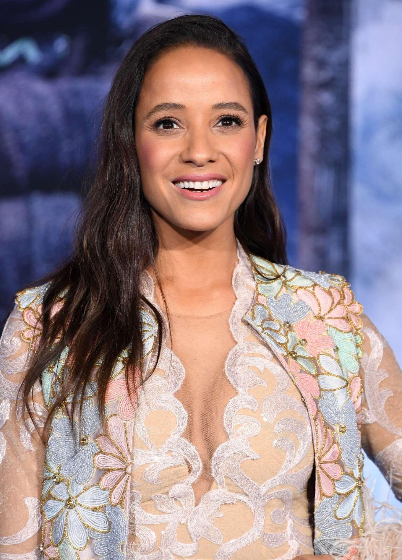 Dania Ramirez 2019 : Dania Ramirez – Jumanji: The Next Level premiere in Hollywood-18