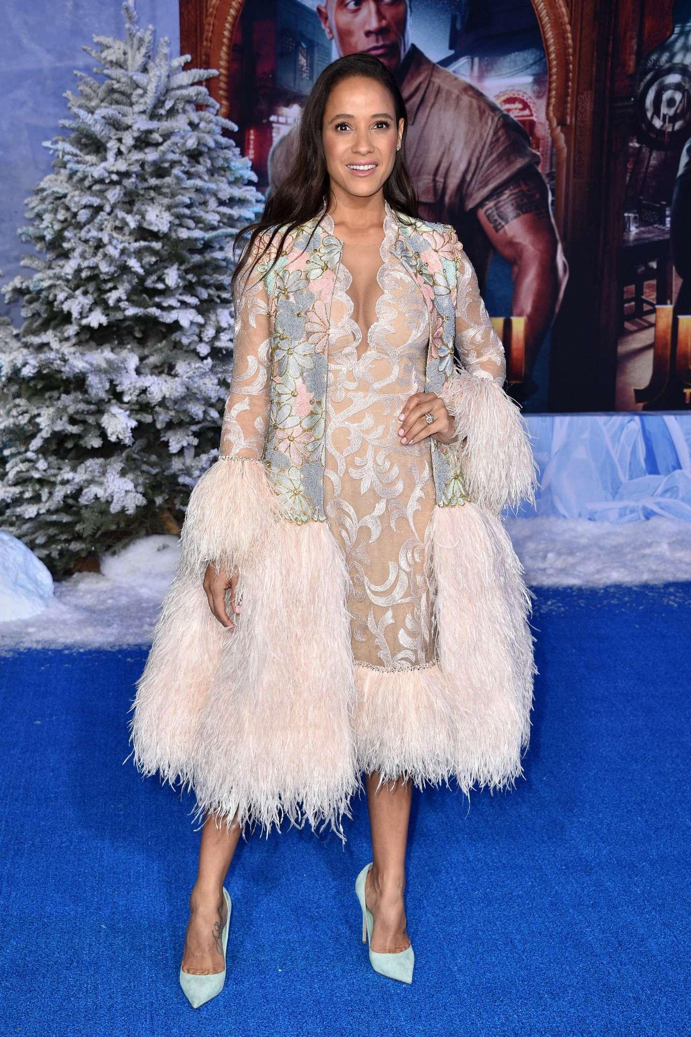 Dania Ramirez 2019 : Dania Ramirez – Jumanji: The Next Level premiere in Hollywood-20