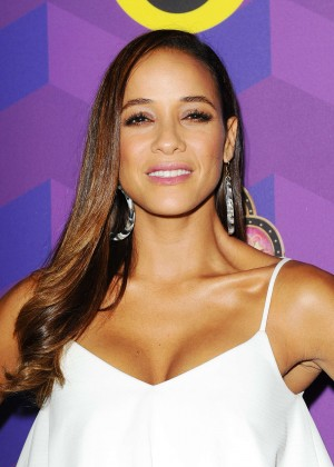 Dania Ramirez - Just Jared's Way to Wonderland Party in West Hollywood