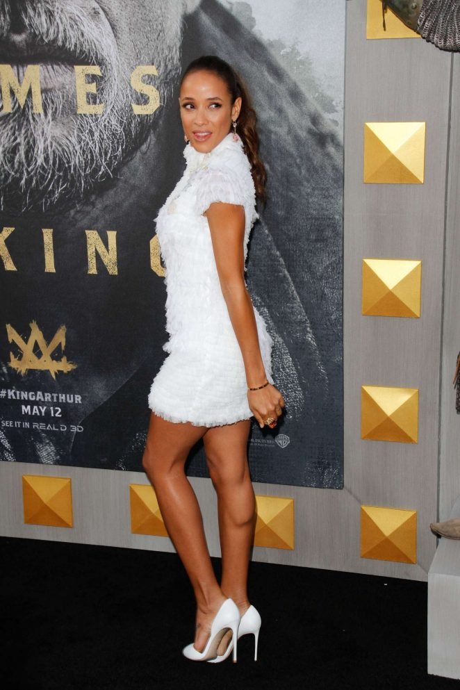 Dania Ramirez - 'King Arthur: Legend Of The Sword' Premiere in Hollywood