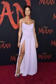 Dania Ramirez - 'Mulan' Premiere in Hollywood