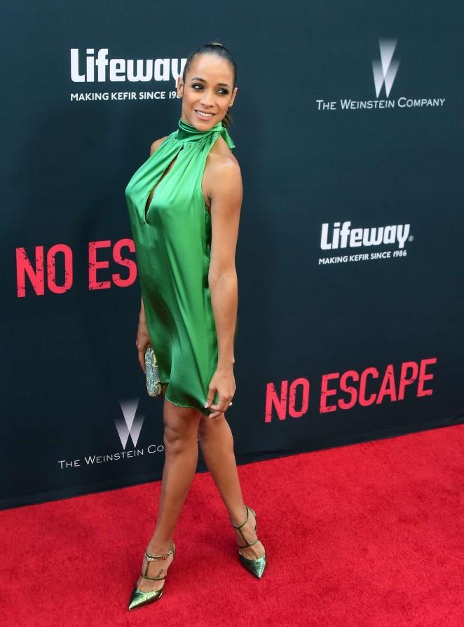 Dania Ramirez - 'No Escape' Premiere in LA