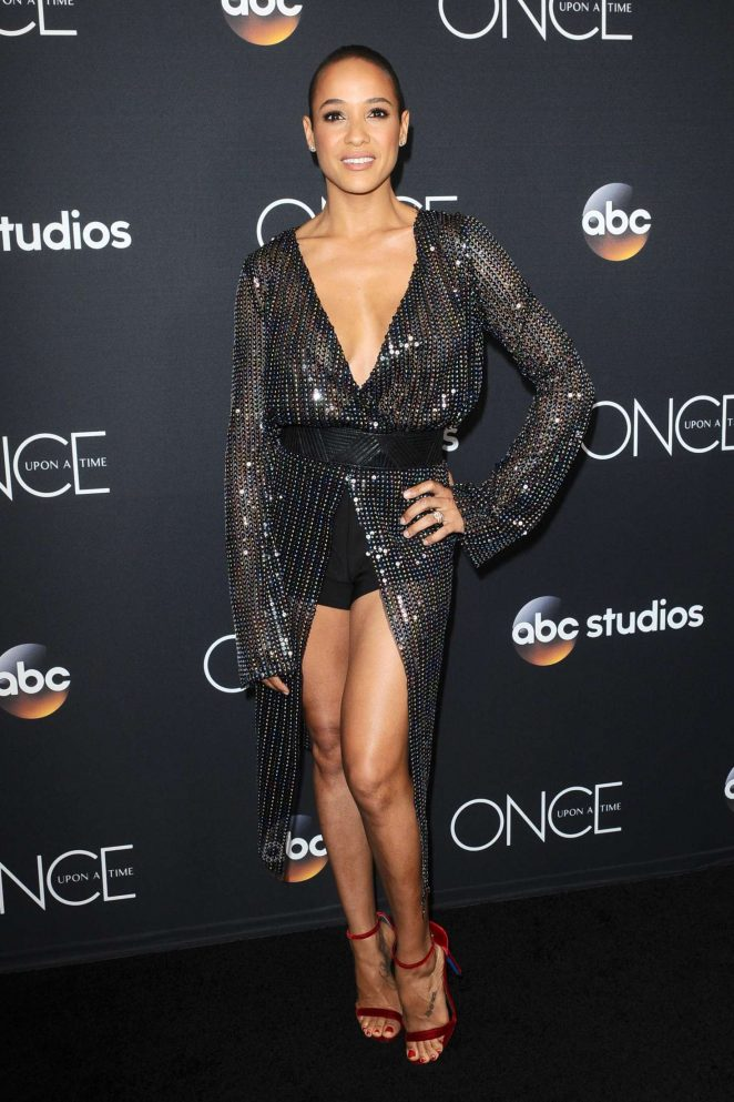Dania Ramirez - 'Once Upon A Time' Screening in West Hollywood