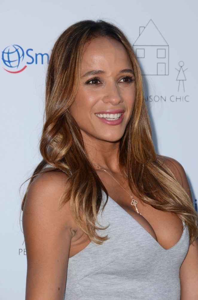 Dania Ramirez - Petit Maison Chic Fashion Show 2015 in Beverly Hills