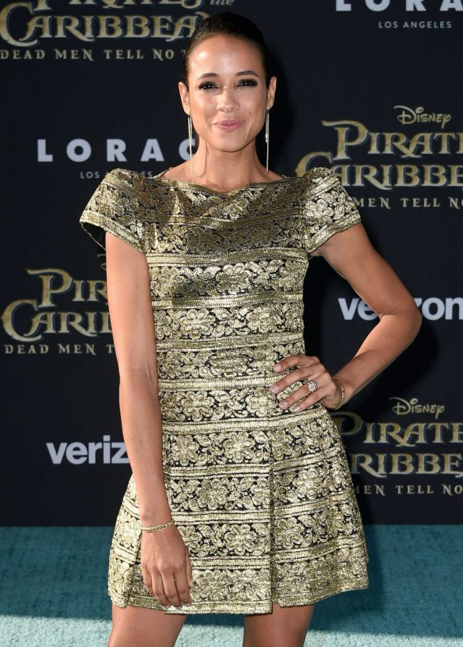 Dania Ramirez - 'Pirates Of The Caribbean: Dead Men Tell No Tales' Premiere in Hollywood