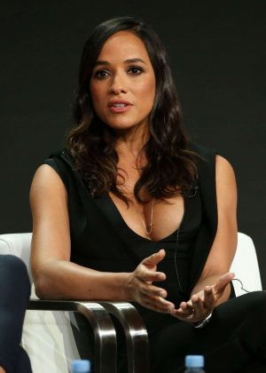 Dania Ramirez - 'Tell Me a Story' Panel at 2018 TCA Summer Press Tour in LA