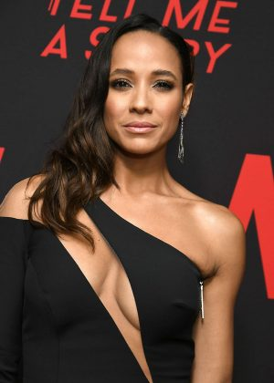 Dania Ramirez - 'Tell Me A Story' Premiere in New York