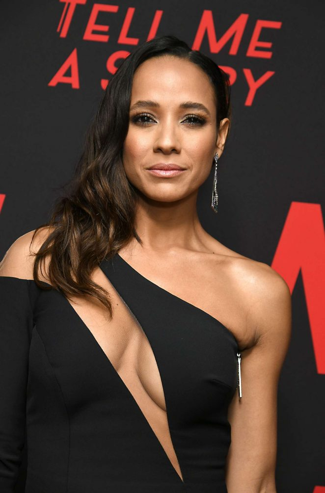 Dania Ramirez – 'Tell Me A Story' Premiere in New York