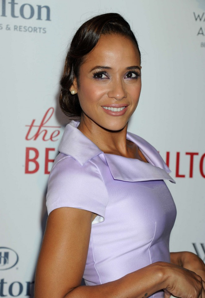 Dania Ramirez - The Beverly Hilton Celebrates 60 Years with a Diamond Anniversary Party in Beverly Hills