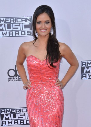 Danica McKellar - 2015 American Music Awards in Los Angeles