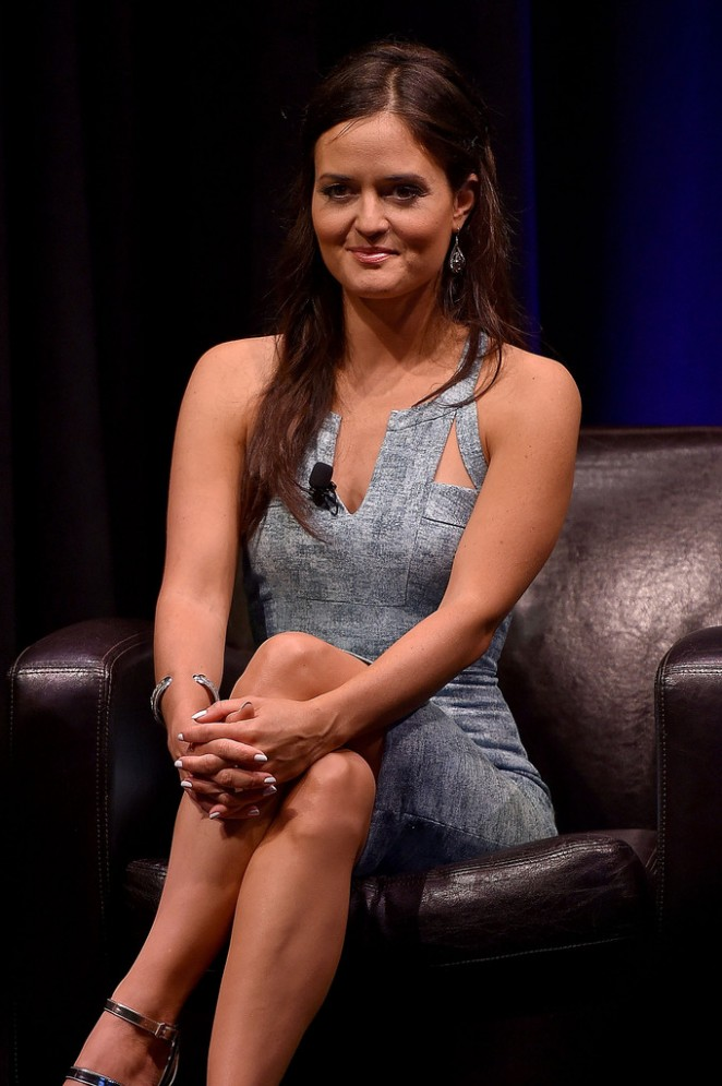 Danica McKellar - 'Cracking the Code: Diversity, Hollywood & STEM' in Venice
