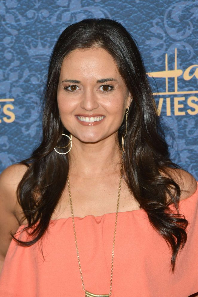Danica McKellar - Garage Sale Mysteries at 2017 The Paley Center for Media in LA