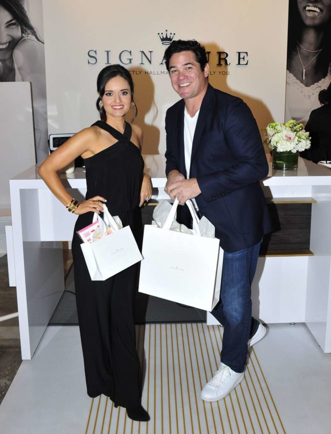 Danica McKellar – Grand Opening of the Hallmark Signature Store in Santa Monica