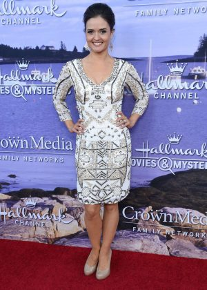 Danica McKellar - Hallmark Channel and Hallmark Movies and Mysteries Event 2016 in LA