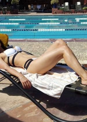Danica Mckellar in Bikini