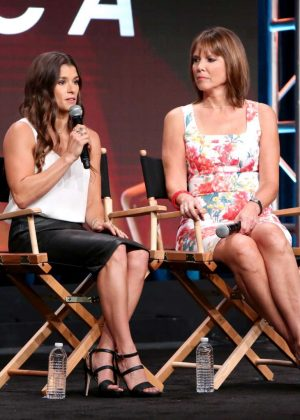 Danica Patrick Danica Tv Show Panel At 2017 Tca Summer