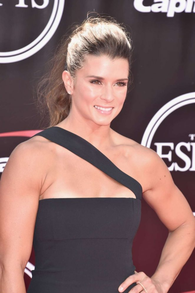 Danica Patrick - ESPY Awards 2016 in Los Angeles
