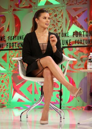 Danica Patrick Fortune Most Powerful Women Summit 2018