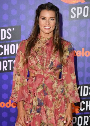 Danica Patrick - Nickelodeon Kids' Choice Sports Awards 2018 in Santa Monica