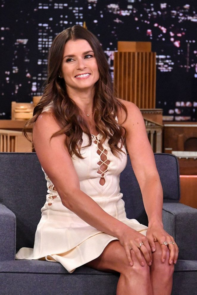 Danica Patrick - 'The Tonight Show Starring Jimmy Fallon' in NYC