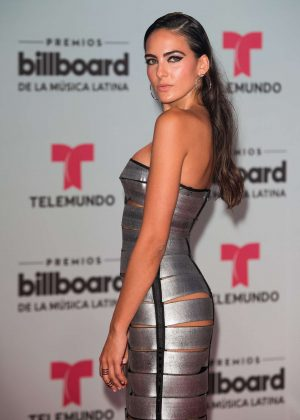 Daniela Botero - 2017 Billboard Latin Music Awards in Miami