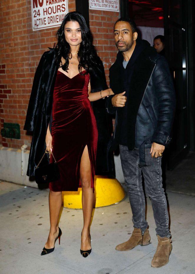 Daniela Braga - 2016 Victoria's Secret Fashion Show Party in New York