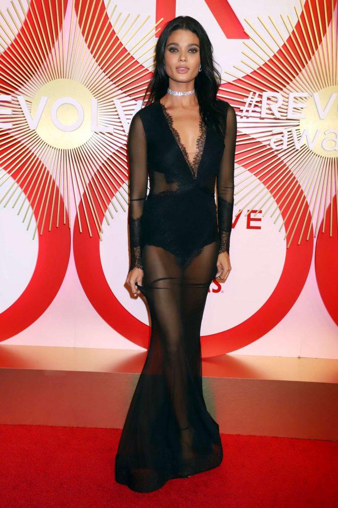 Daniela Braga – 2018 REVOLVE Awards in Las Vegas
