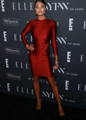 Daniela Braga - E!, ELLE & IMG celebrate the Kick-Off To NYFW: The Shows at The Pool in NYC