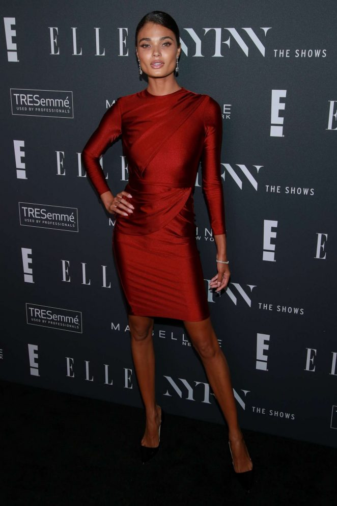 Daniela Braga – E!, ELLE & IMG celebrate the Kick-Off To NYFW: The Shows at The Pool in NYC