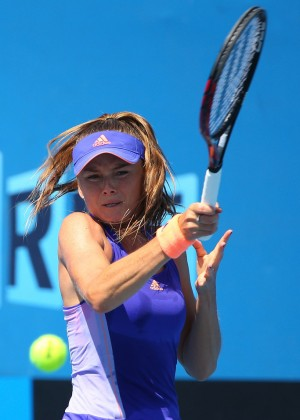 Daniela Hantuchova - 2015 Australian Open 2nd round