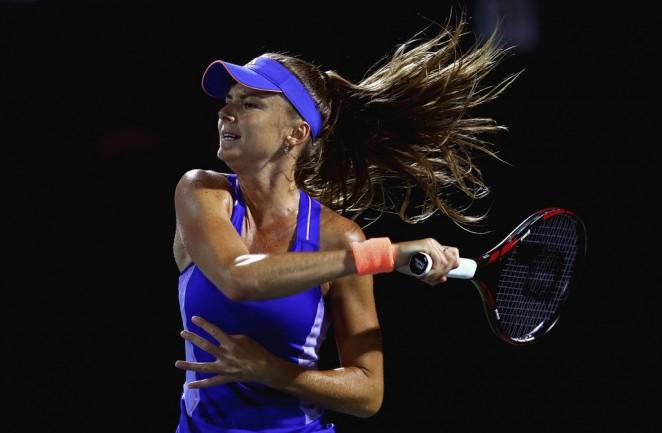 Daniela Hantuchova: WTA Dubai Duty Free Tennis Championship 2015 -06