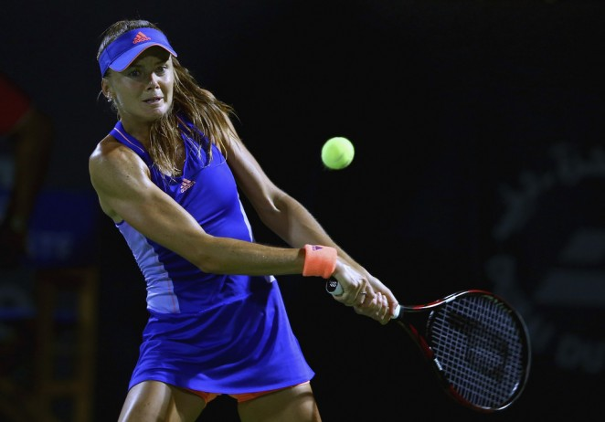 Daniela Hantuchova: WTA Dubai Duty Free Tennis Championship 2015 -07