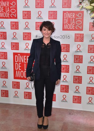 Daniela Lumbroso - Sidaction Gala Dinner 2016 in Paris