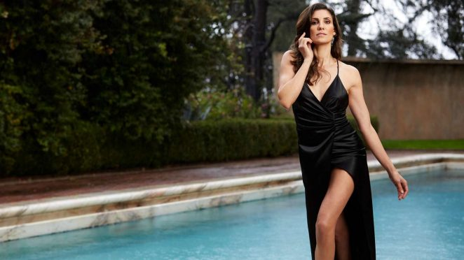 Daniela Ruah for CBS Watch! Magazine 2018