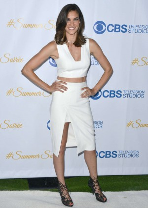 Daniela Ruah - The CBS Television Studios 2015 Summer Soiree in West Hollywood